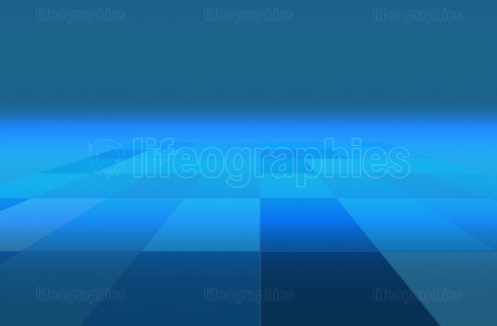 3D floor with grid surfaces background concept series