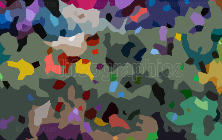 Abstract grunge art background texture with colorful paint splas
