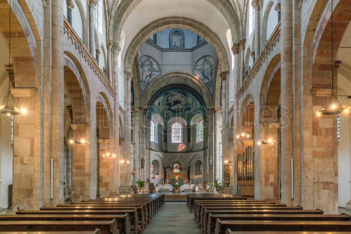 Basilica Saint Aposteln, Cologne, Germany