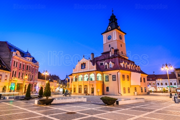 Brasov, Transylvania, Romania  - Council House