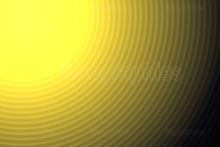 Colorful circular abstract background with circular lines