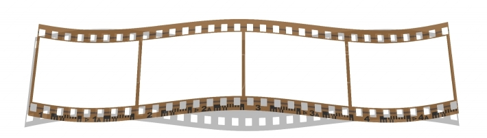 Film Strip 4 Frames
