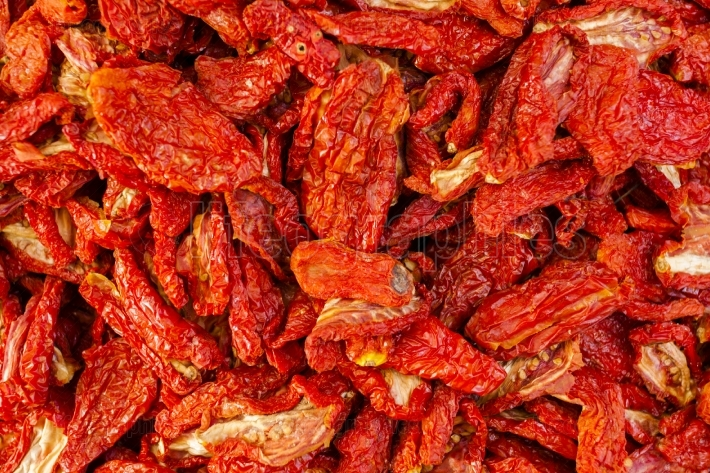 Italian sun dried tomatoes for sale to the market