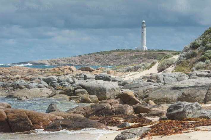Lighthouse, Cape Leeuwin, Western Australia