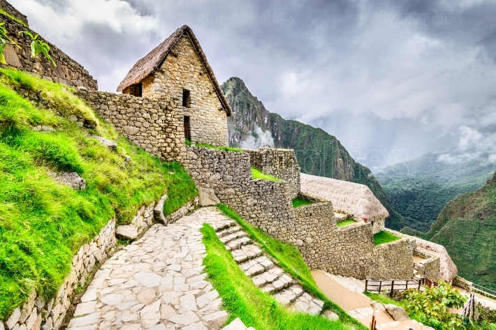 Machu Picchu, Cusco region Peru, South America