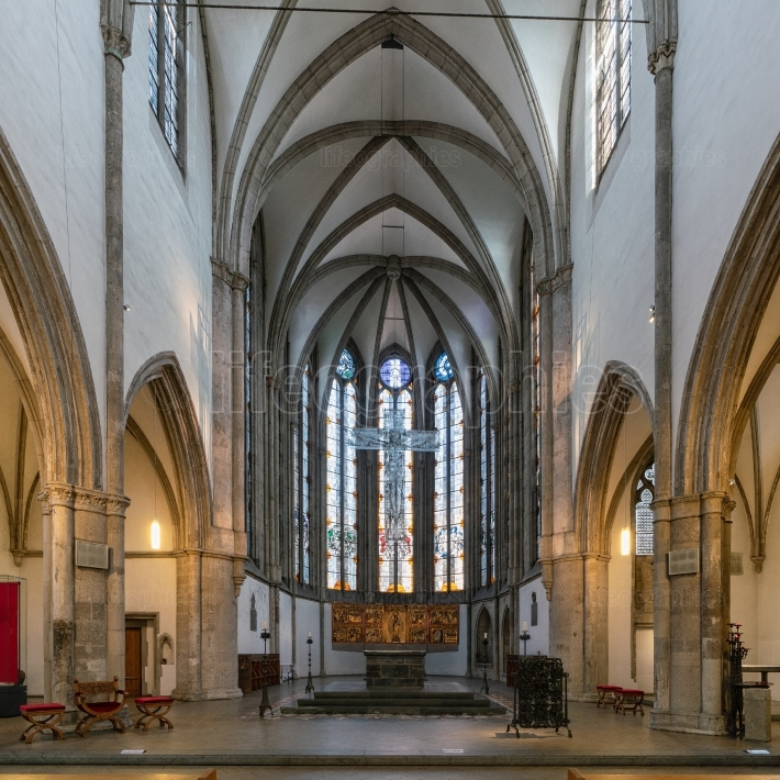 Minorites church, Cologne, Germany