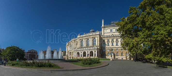 Odessa Opera and Ballet House