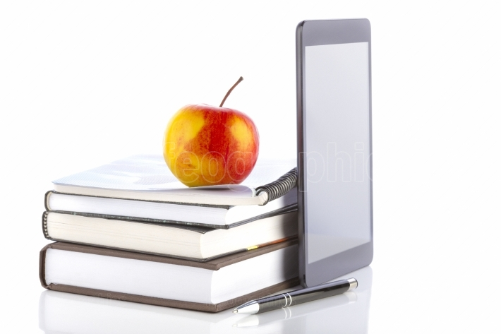 Online education with tablet computer