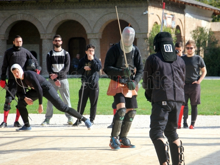 Optimus Bucharest HEMA Open - Longsword battle