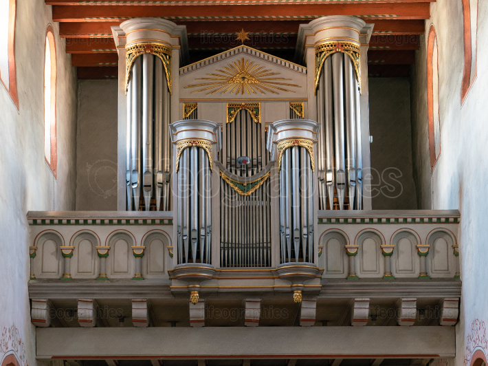 Organ, Odenthal, Germany