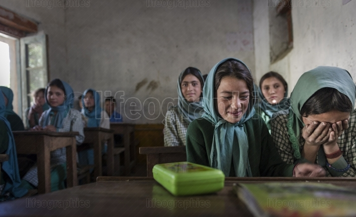 Poor kids from Upper Shimshal village & school