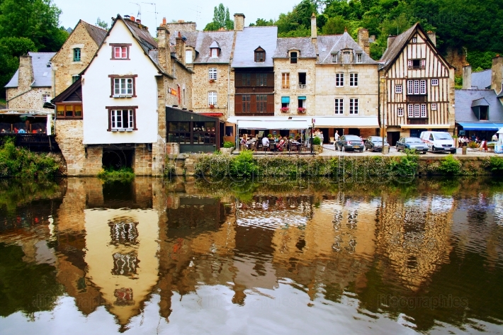Port of Dinan, Brittany