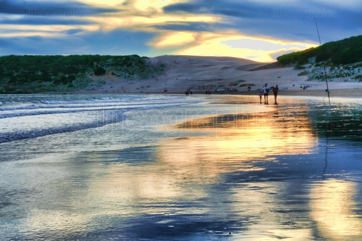 Punta Paloma sands, Spain
