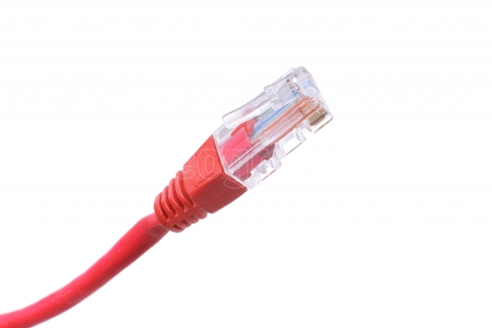 Red data cable