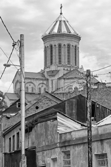 Trinity Church, Tbilisi, Georgia