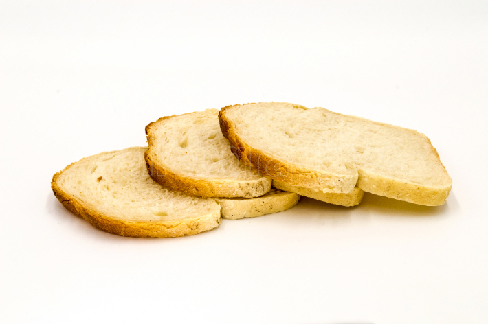 Wheat bread with bran slice  Cooking the dough