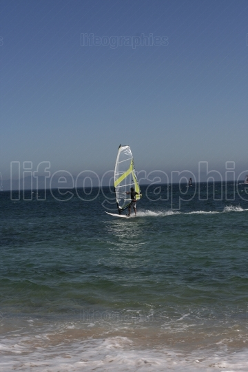 Windsurf close Punta Paloma Beach