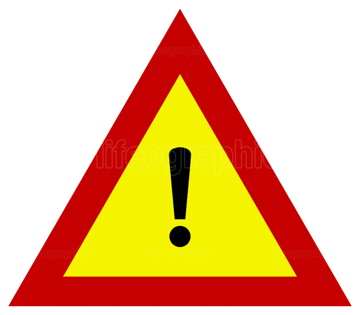 danger signal icon