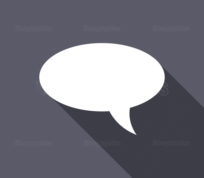 Dialog cloud icon