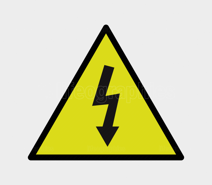 electric current signal icon