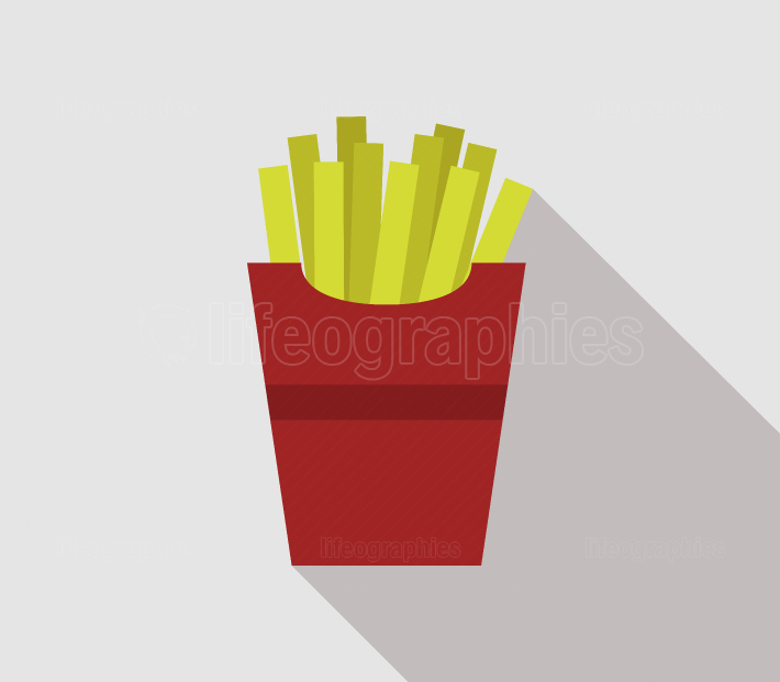hot chips icon