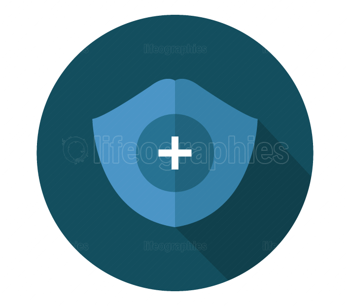 medical shield icon