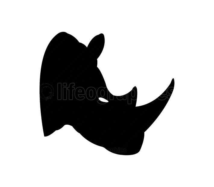 rhino head icon